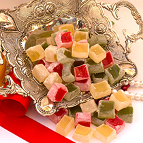 TURKISH DELIGHT FRUIT FLAVOURED
