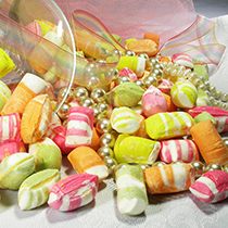 MEVLANA CANDY WITH FRUIT FLOVOURED ( ELVAN )