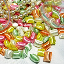 HARD CANDY WITH MIXED FRUIT